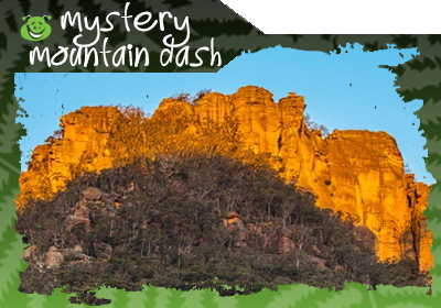 Mystery Mountain Dash