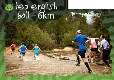 Ted English Bolt - 6km